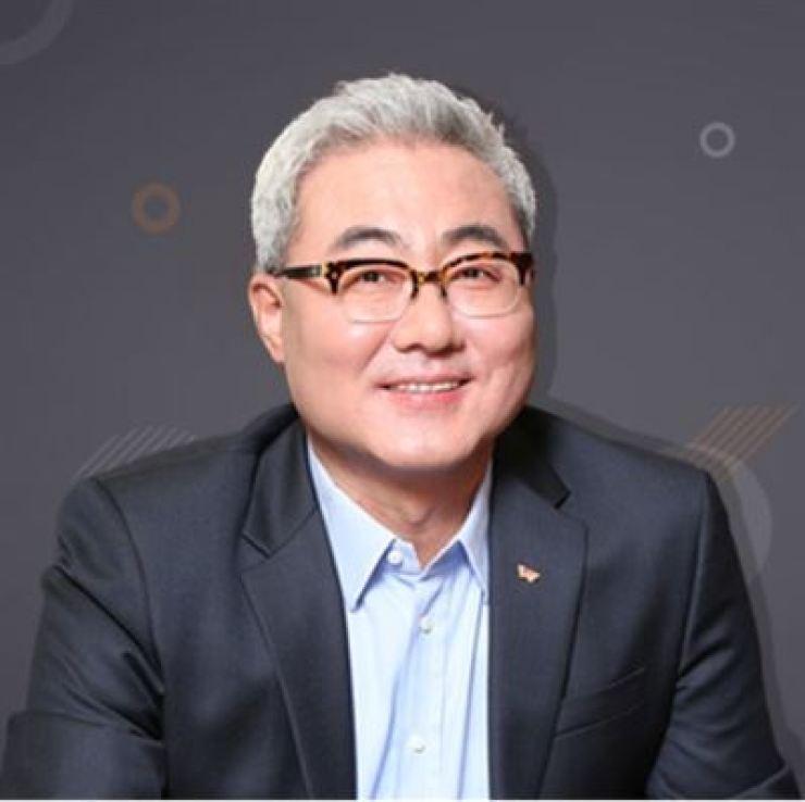 SK Innovation CEO Kim Jun