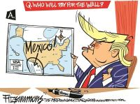 Who will pay for the wall?