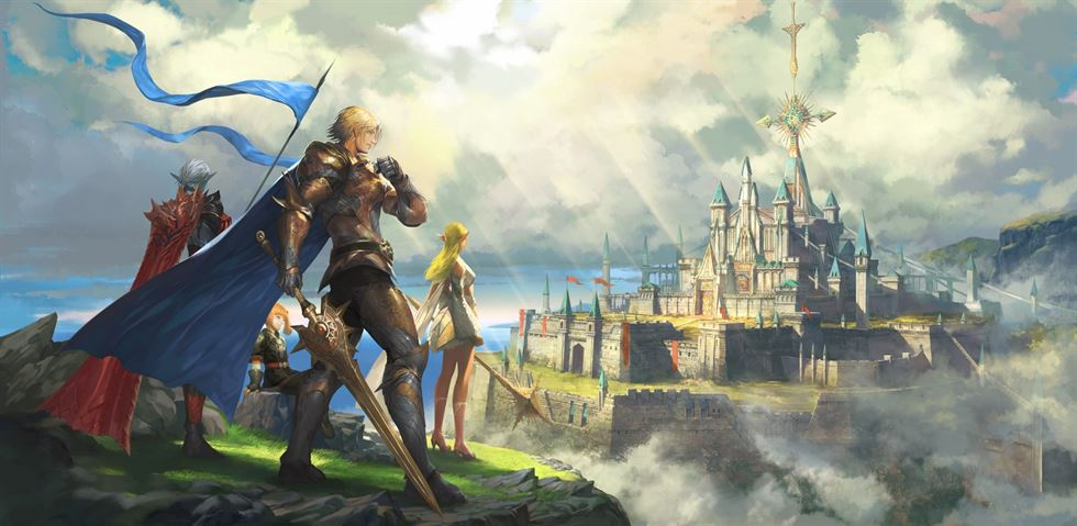 Poster for NCSOFT's mobile game 'Lineage 2M' / Courtesy of NCSOFT
