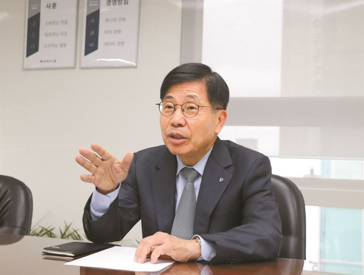 Ahn Jung-gu, CEO of Winia Daewoo / Courtesy of Winia Daewoo