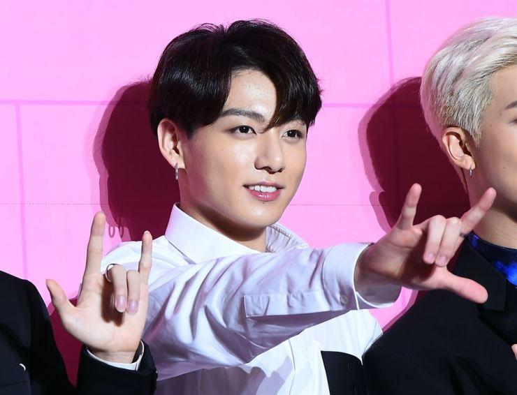 BTS member Jungkook. Korea Times file