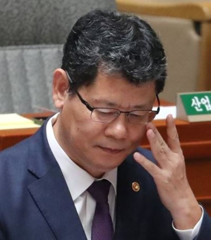 Unification Minister Kim Yeon-chul
