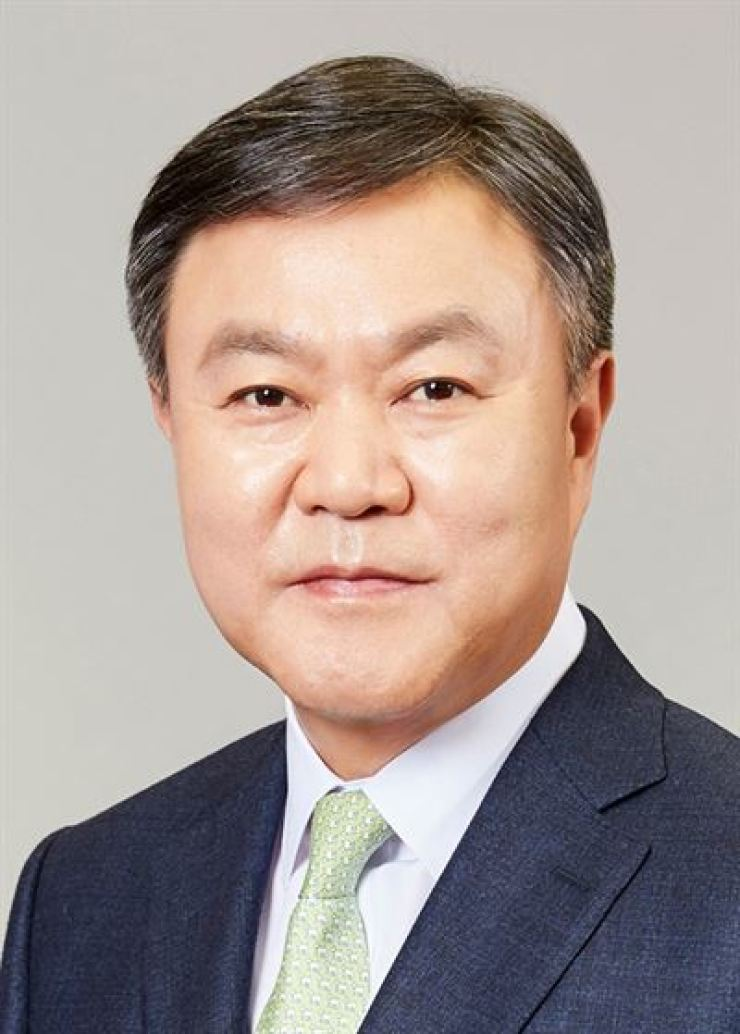 Samsung Fire & Marine Insurance CEO Choi Young-moo