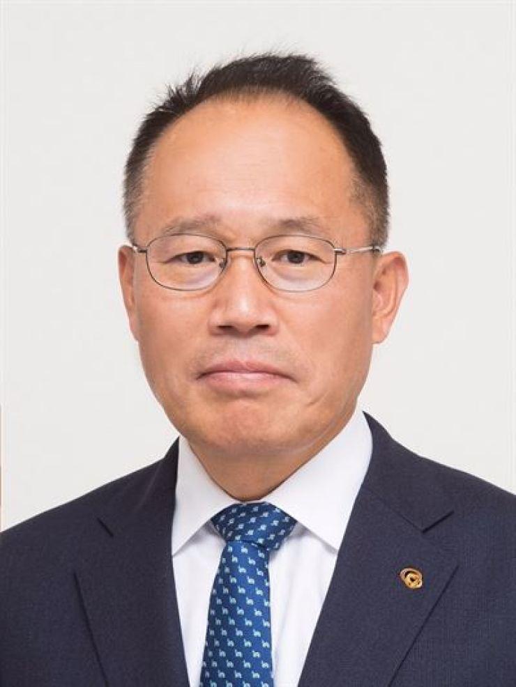 Hanwha Corporation CEO Ok Kyeong-seak
