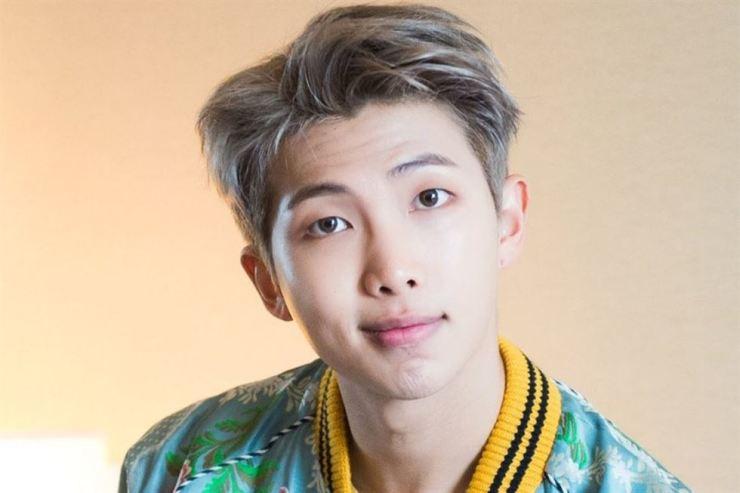 BTS leader RM. Korea Times file