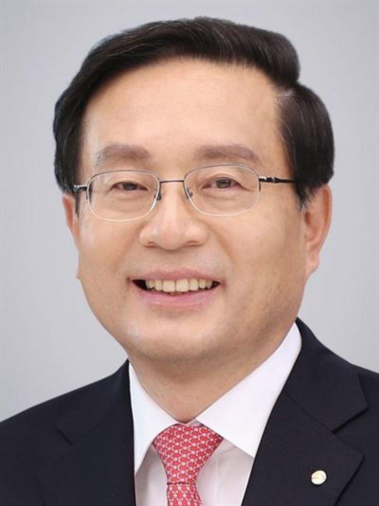 Woori Bank CEO Sohn Tae-seung