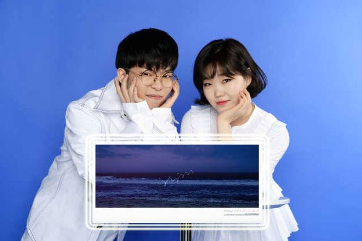 Brother-and-sister duo Akdong Musician, or AKMU, is tuning up for a new release. Korea Times file, Capture from YouTube account of Akdong Musician (AKMU)