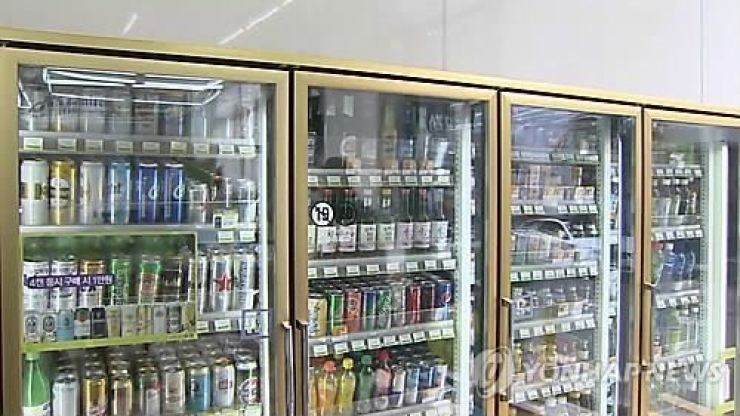 Korean beer exports to China shot up nearly four-fold in the last three years, according to data from a state-run trade promotion agency.