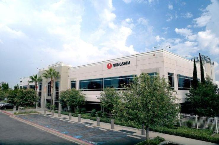 A Nongshim factory in California / Courtesy of Nongshim