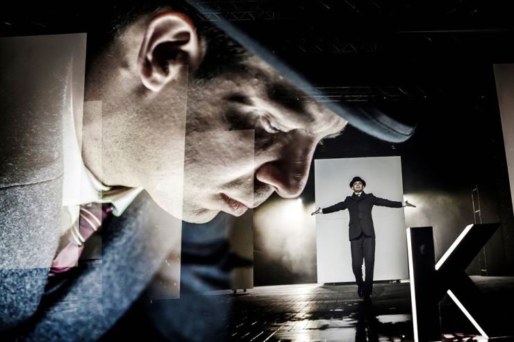 'Kafka,' directed by Kirill Serebrennikov of Russia's Gogol Center, will open this year's Seoul Performing Arts Festival (SPAF) on Oct. 3. Courtesy of SPAF