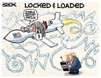 Locked on Iran