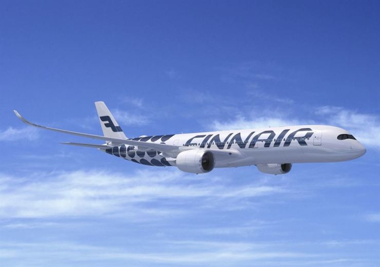 Finnair's A350 aircraft / Courtesy of Finnair