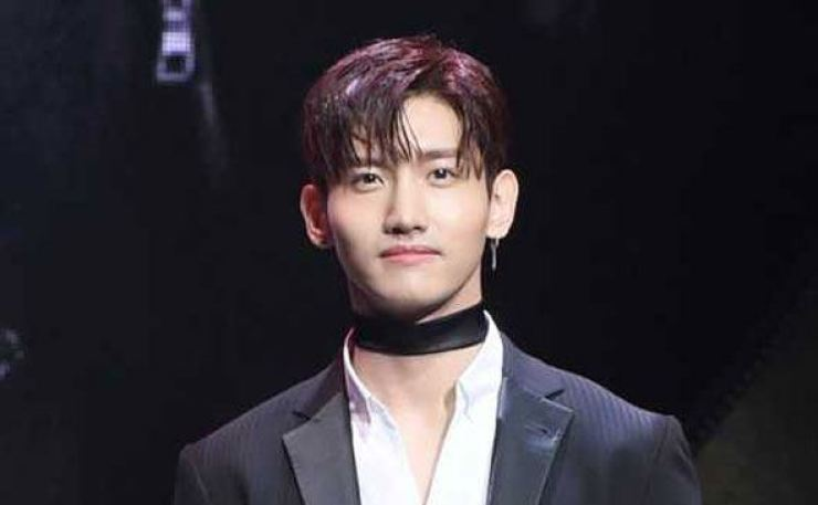 Changmin of K-pop boy duo TVXQ. Korea Times file