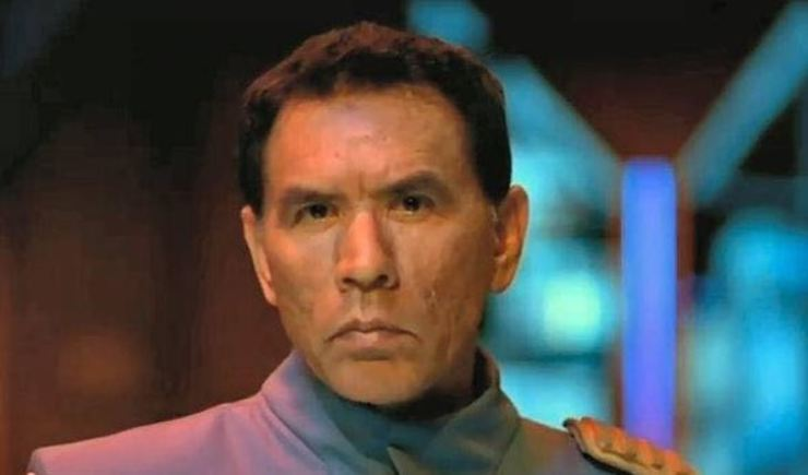 Wes Studi. Capture from Facebook (@WStudi)