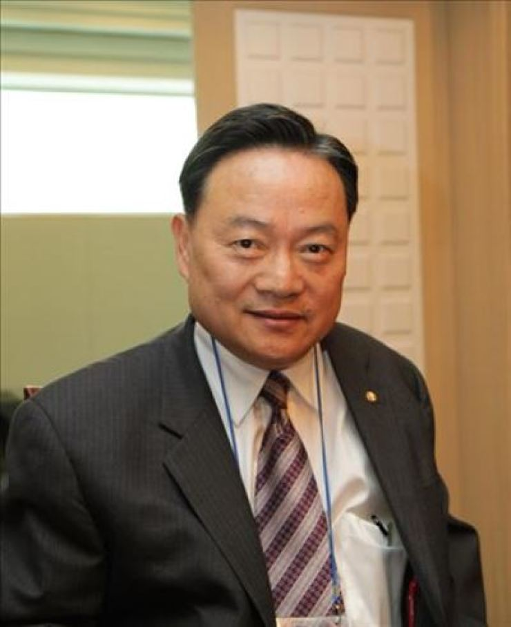 Park Dong-woo, aide of California State Assemblywoman Sharon Quirk-Silva / Yonhap