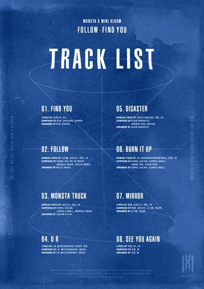 Monsta X will return with 'FOLLOW: FIND YOU' on Oct 28. Courtesy of Starship Entertainment