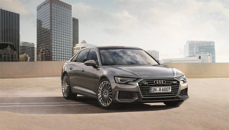 Audi's new A6 45 TFSI Quattro model / Courtesy of Audi Korea