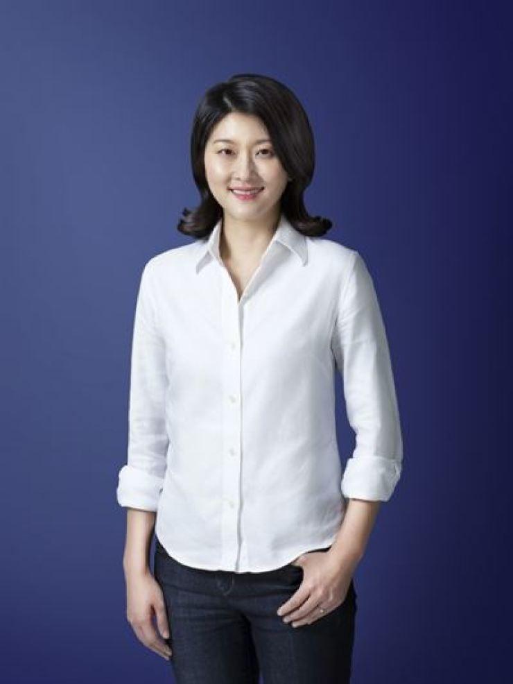 Chung Bo-ram, head of Coupang's fintech business