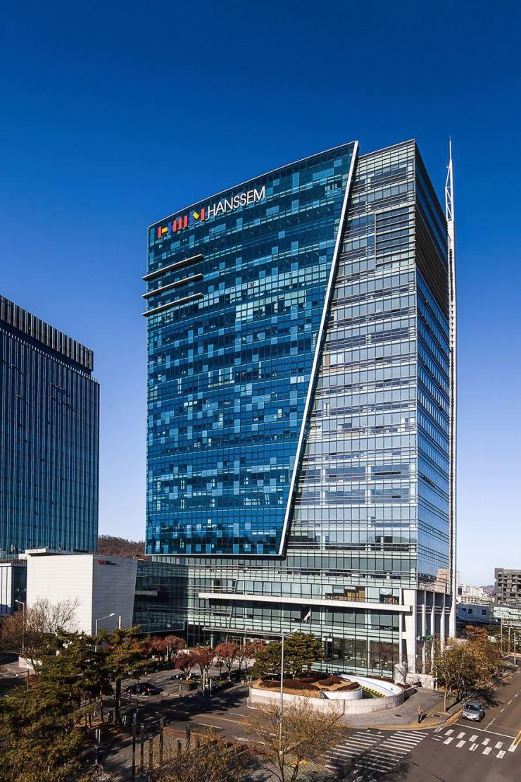Hanssem headquarters in Mapo-gu, Seoul