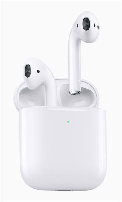 LG Electronics' Tone Plus Free wireless earbuds / Courtesy of LG Electronics