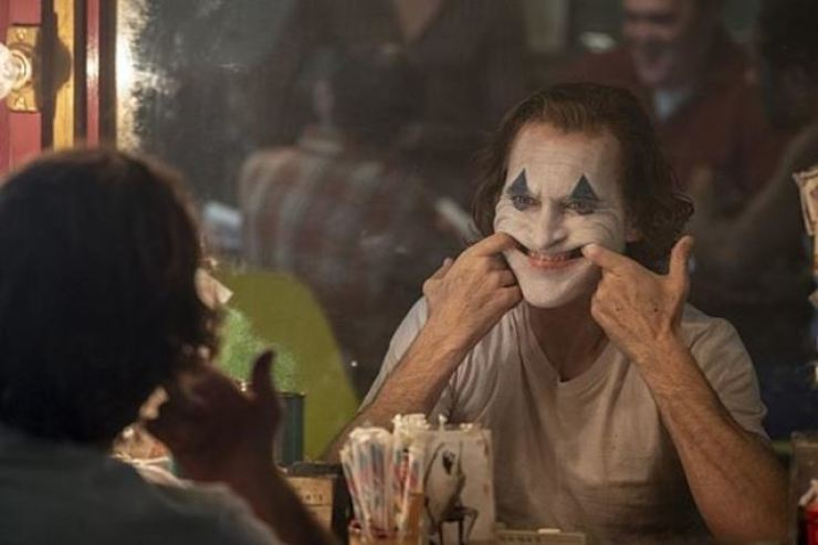 Actor Joaquin Phoenix playing the title role in 'Joker.' Korea Times file