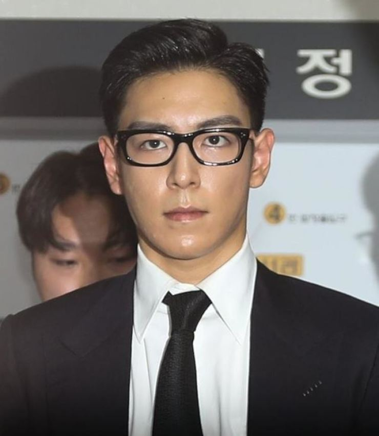 T.O.P of K-pop boy group BIGBANG said Sunday he would not return. /Yonhap