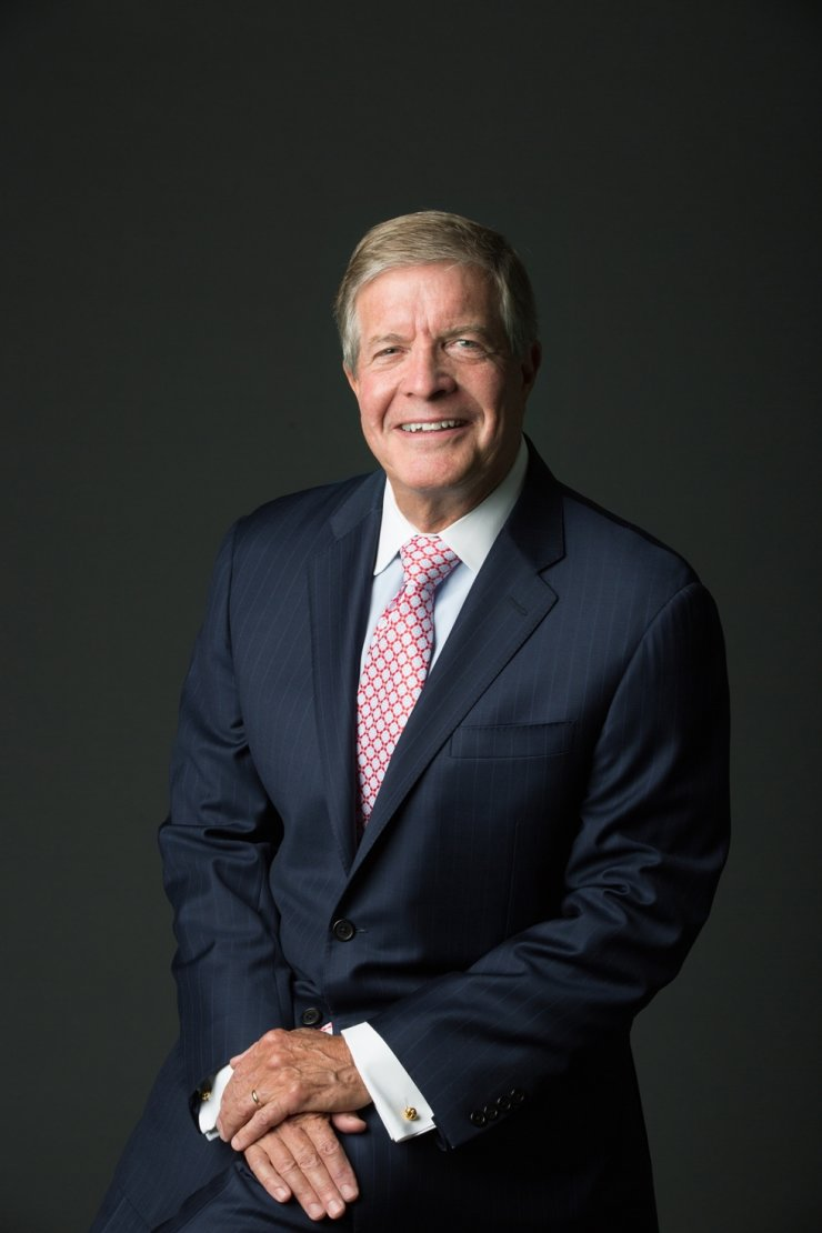 Dr. Joseph W. Polisi, president emeritus and chief China office of the Juilliard School Courtesy of Rosalie O'Connor