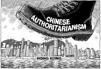 Hong Kong repression