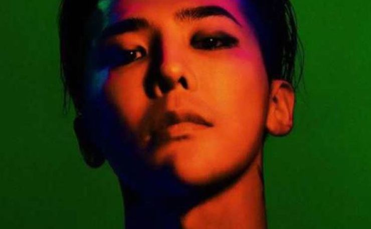 G-Dragon of K-pop boy band BIGBANG Courtesy of YG Entertainment
