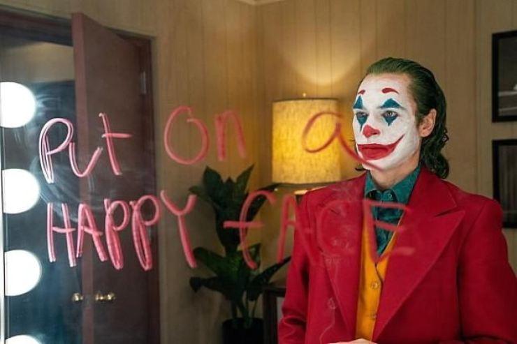 Movie 'Joker' has sold over 1 million tickets in Korea as of Friday. Courtesy of Warner Bros. Korea