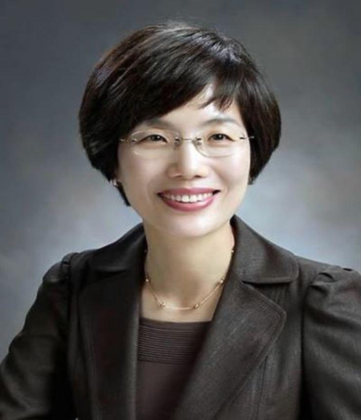 National Human Resources Development Institute President Park Chun-ran