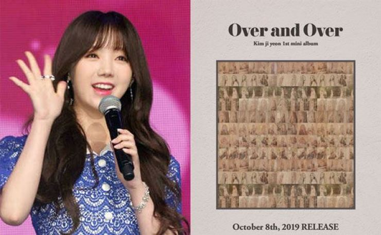 Kei of K-pop girl band Lovelyz is about to go solo. Korea Times file, Courtesy of Woollim Entertainment