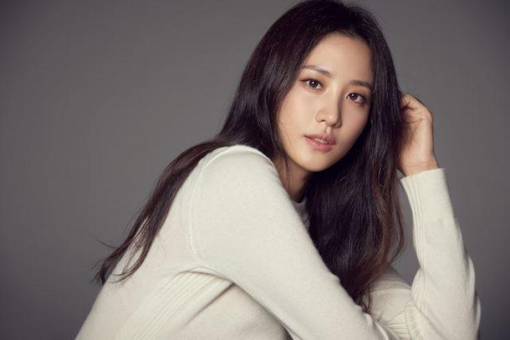 Korean-American actress Soohyun. Korea Times file