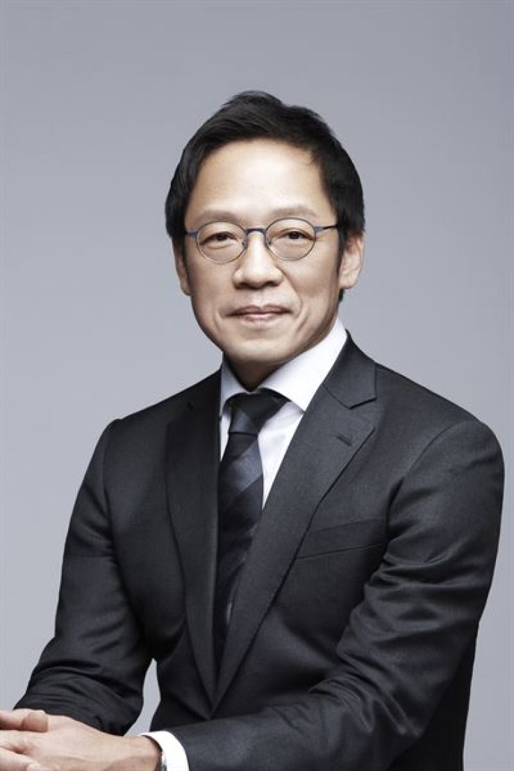 Hyundai Card Vice Chairman and CEO Chung Tae-young