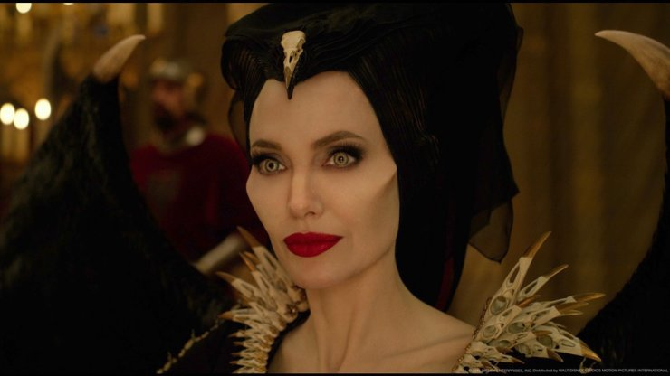 Angelina Jolie plays Maleficent in the film 'Maleficent 2.' The film will hit local theaters on Oct. 17. Courtesy of allthatcinema