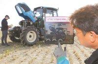 5G on farming