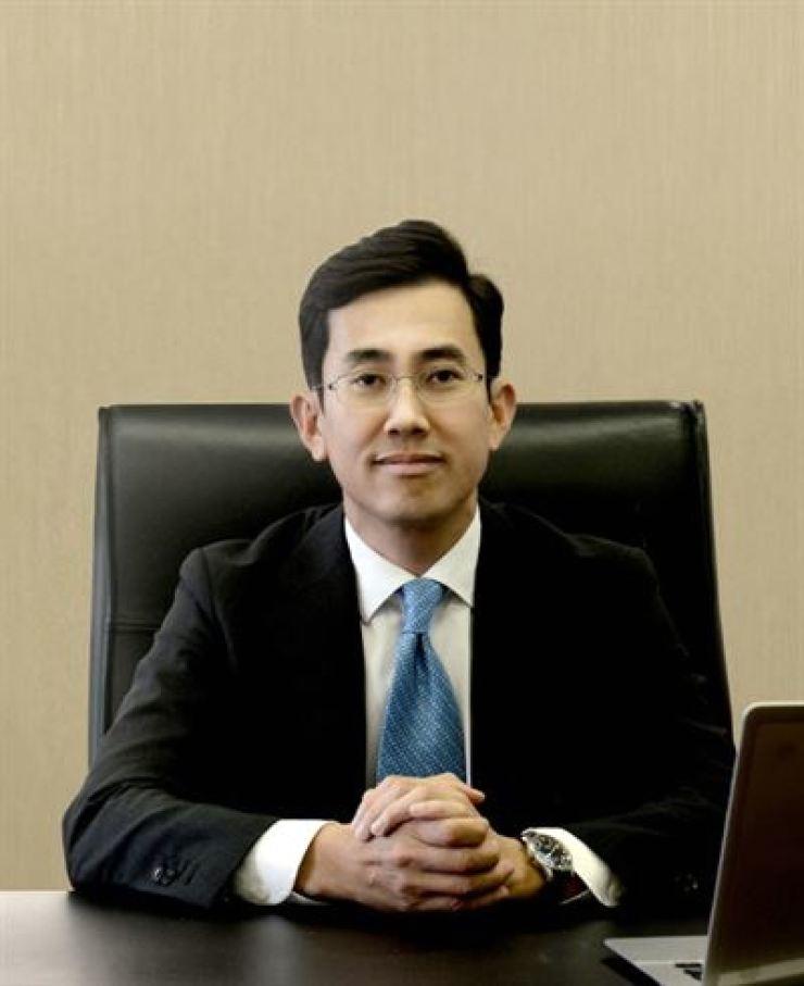Lotte Insurance CEO Choi Won-jin