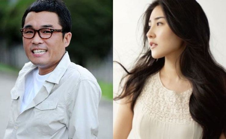 Singer Kim Gun-mo will marry pianist Jang Ji-yeon. Korea Times file, Jang's album cover