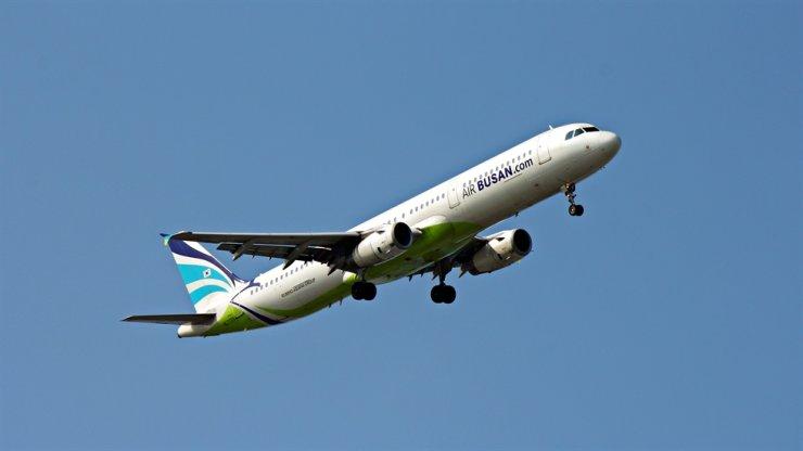 Air Busan's A321-200