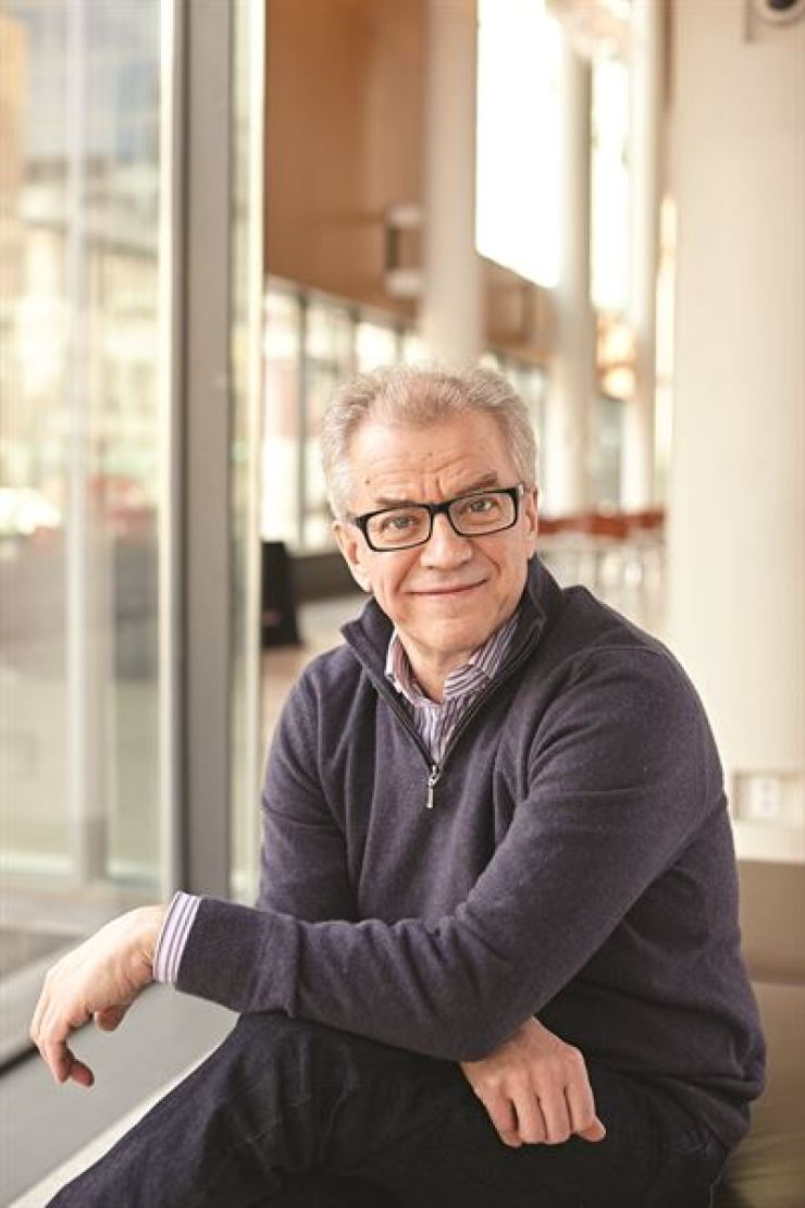 Finnish maestro Osmo Vanska will start his first season with the Seoul Philharmonic Orchestra next year. Courtesy of SPO