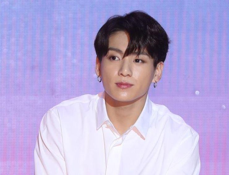 Jungkook of BTS. Korea Times file