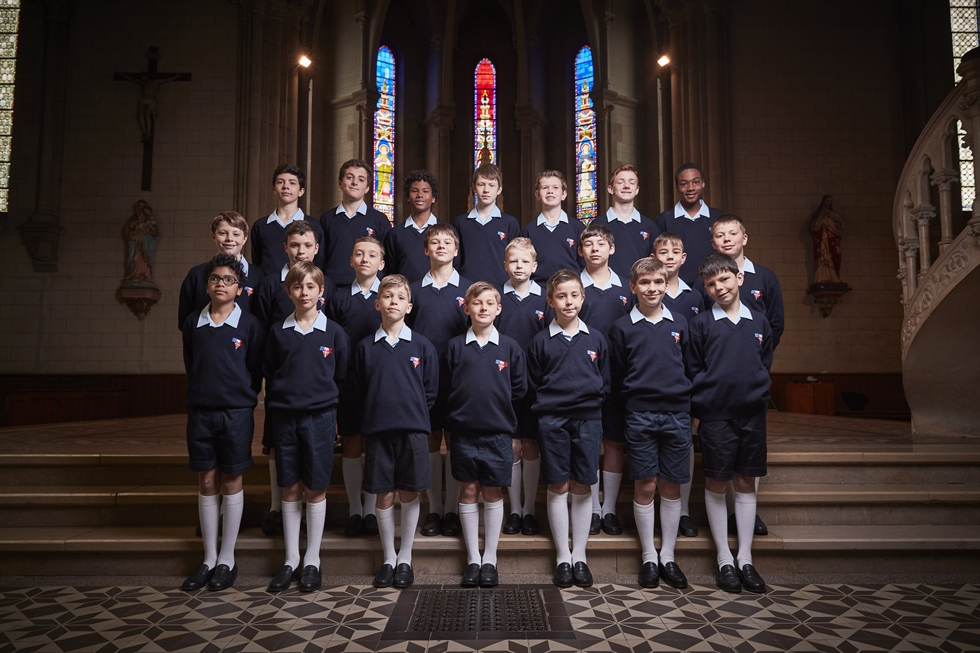The Estonian Philharmonic Chamber Choir (EPCC) will present choral music pieces by Estonian composer Arvo Part at 8 p.m. on Nov. 19 at the Seoul Arts Center. Courtesy of EPCC