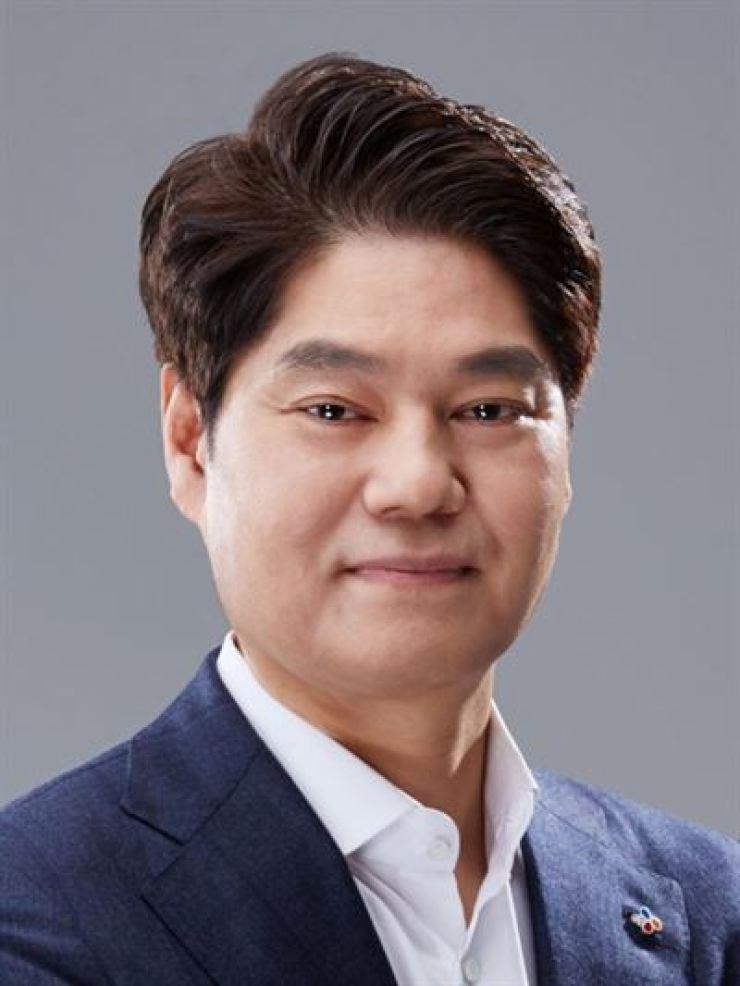 CJ ENM CEO Heo Min-heoi