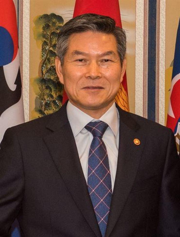 Defense Minister Jeong Kyeong-doo