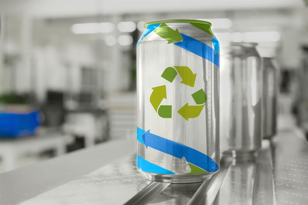 Novelis' aluminum can recycling plant in Yeongju, North Gyeongsang Province / Courtesy of Novelis