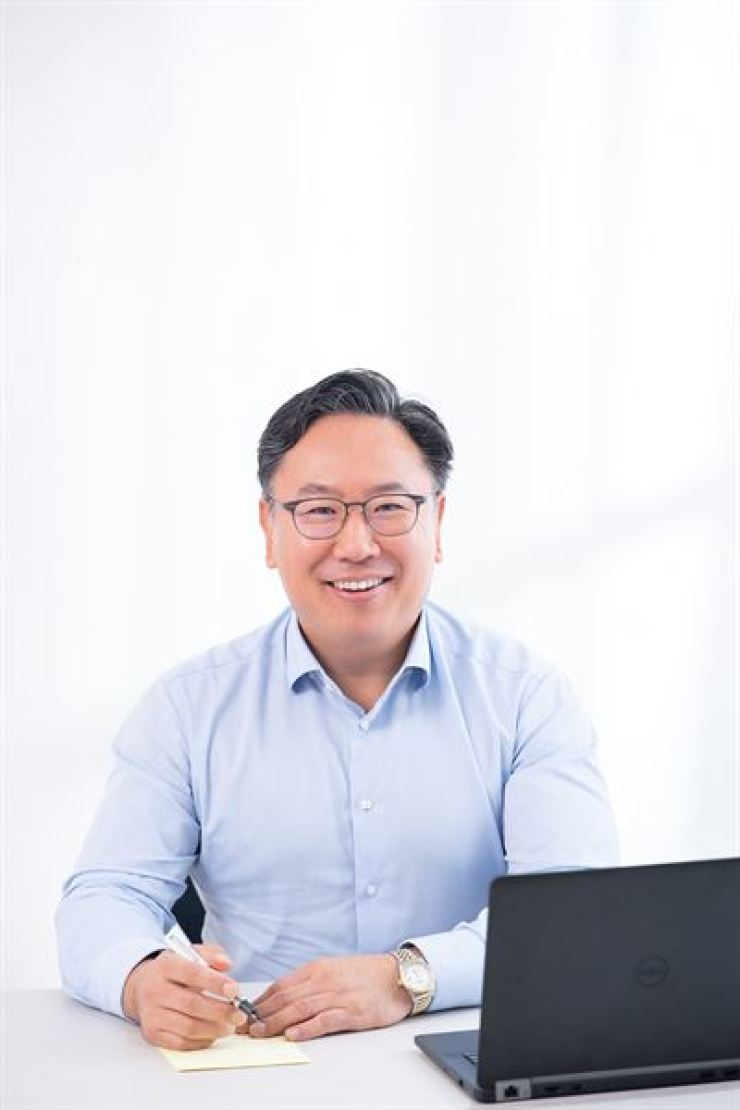 Patrick Yoon, Visa Korea's Country Manager