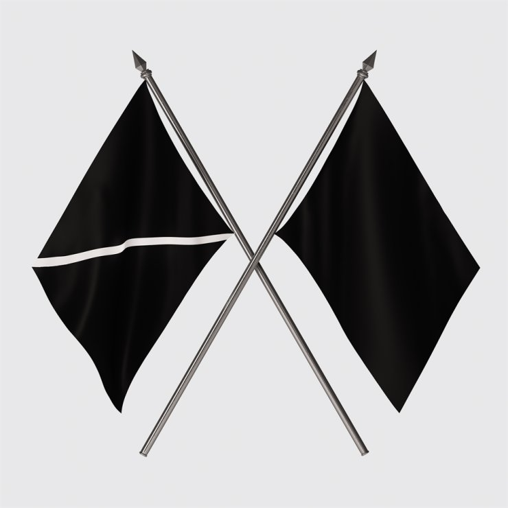 EXO unveiled a new logo for its coming release. Courtesy of SM Entertainment