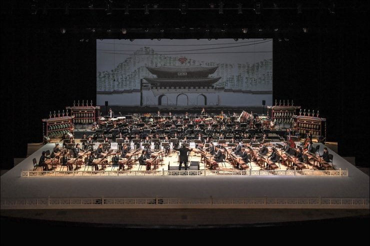 This year's 'Hanyang and Seoul' performance will be held at 7:30 p.m. on Dec. 13 at the Sejong M Theater, Sejong Center for the Performing Arts in Seoul. Courtesy of Sejong Center for the Performing Arts