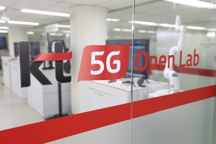 KT's 5G Open Lab at its R&D center in Seoul / Courtesy of KT