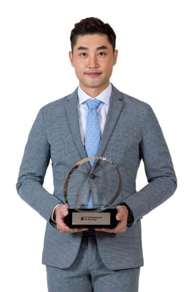 Have & Be CEO Lee Chin-wook